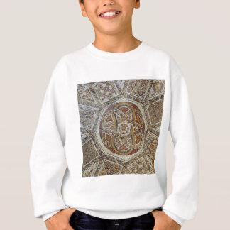 Mosaico do Museu dos Mosaicos em Israel Sweatshirt