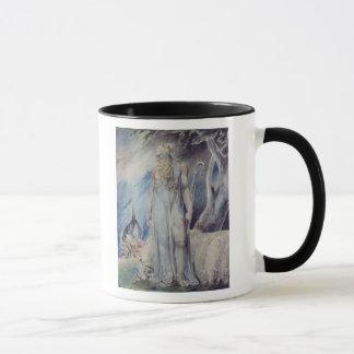 Moses and the Burning Bush Mug