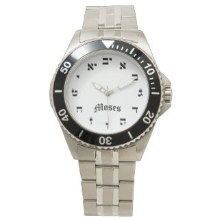 Moses Time Watch