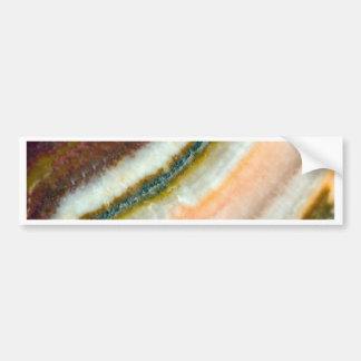 Moss Cafe Quartz Crystal Bumper Sticker