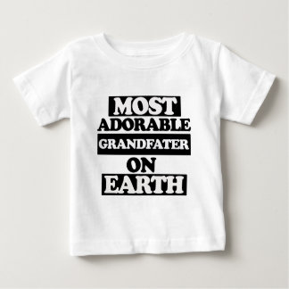 Most adorable grandfather baby T-Shirt