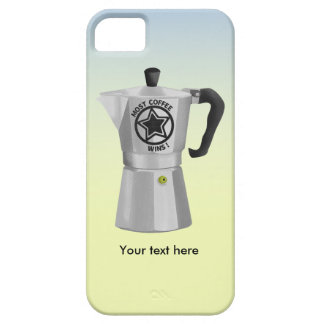 Most coffee wins desin for caffeine addicts iPhone 5 case