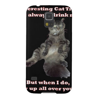 Most Interesting Cat #1.jpg Case For Galaxy S5