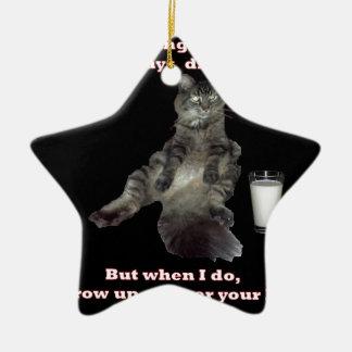 Most Interesting Cat 1 jpg Christmas Tree Ornaments