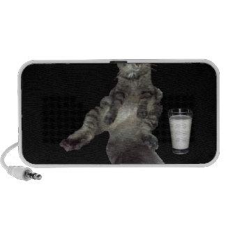 Most Interesting Cat 1 jpg Portable Speakers