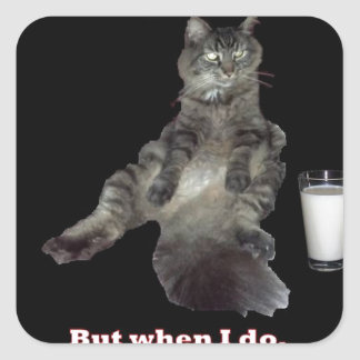 Most Interesting Cat 1 jpg Stickers