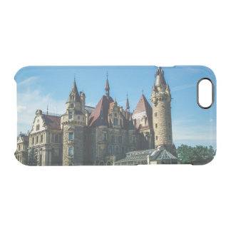 Moszna Castle in Poland, Architecture Photo Clear iPhone 6/6S Case