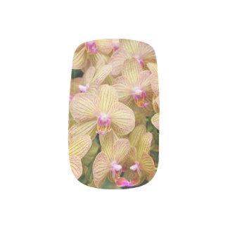 Moth Orchid Minx Nails Minx Nail Art