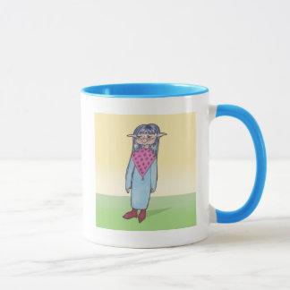 Mother Anime Art Gallery Character Mug
