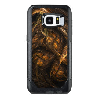 Mother Earth Abstract Art OtterBox Samsung Galaxy S7 Edge Case