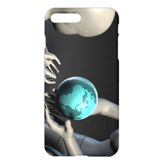 Mother Earth Providing To Her Children as Concept iPhone 7 Plus Case
