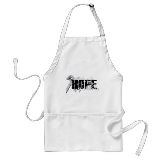 Mother-in-law My Hero - Lung Hope Standard Apron
