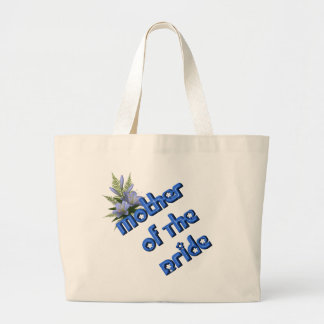 Mother Of Bride Cute Wedding Bridal Tote Bag