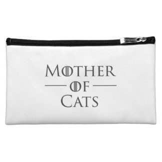 Mother of Cats Cosmetic Bag