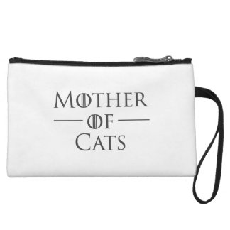 Mother of Cats Wristlet