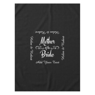 Mother of the Bride Tablecloth