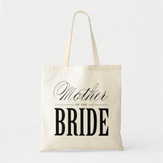 MOTHER OF THE BRIDE | WEDDING TOTE BAG