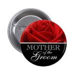 Mother Of The Groom Designation Wedding Pins