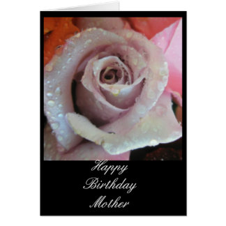 Mothers Birthday Card