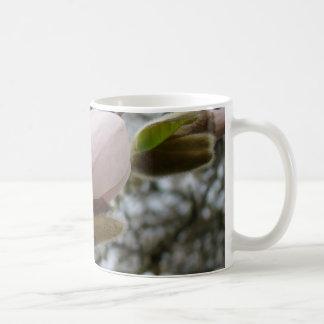 Mothers Day Gifts 19 KEDS SHOES Magnolia Flowers Basic White Mug