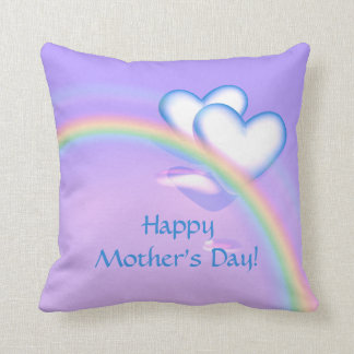 Mothers Day High Hearts Throw Cushion