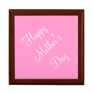 Mother's Day Jewl Box Large Square Gift Box