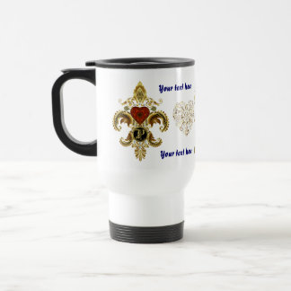 Mothers Day Monogram Specials Set 4 View Hints Coffee Mugs