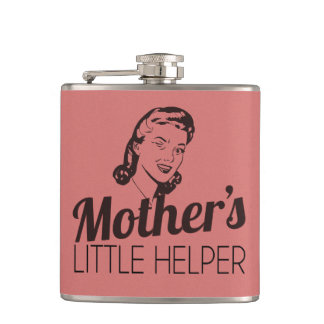 Mother's Little Helper Flasks