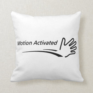 Motion Activated! Cushion