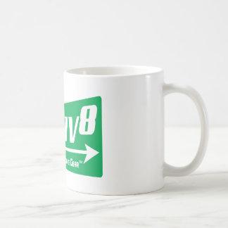 MOTIV8 Ultimate Power Active Gear TM Classic White Coffee Mug
