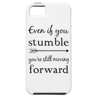 Motivational Quote iPhone Case