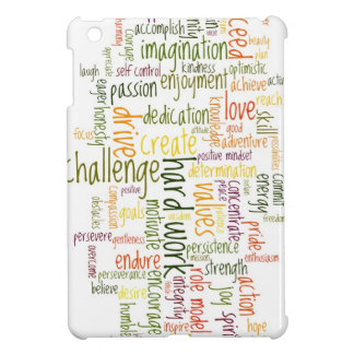 Motivational Words #2 positive attitude iPad Mini Covers