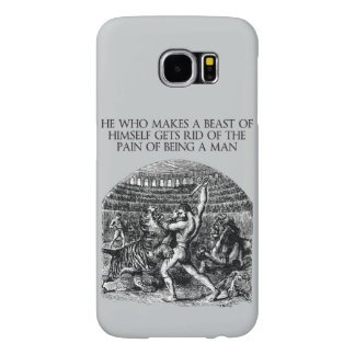 Motivational Words - BEAST Samsung Galaxy S6 Cases