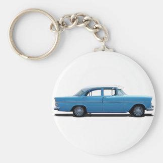 Moto | Vintage Blue Holden Keychain
