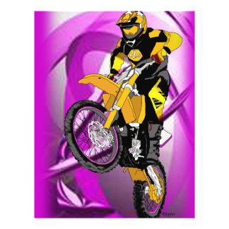 Motocross 405 full color flyer