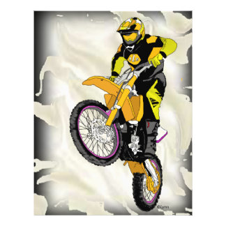 Motocross 409 21.5 cm x 28 cm flyer