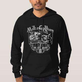 Motor Fleece Pullover Hoodie