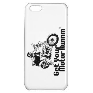 Motor Runnin Motorcycle iPhone 5C Covers