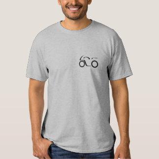 Motorcycle logo t-shirt