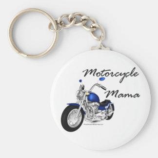Motorcycle Mama Key Ring