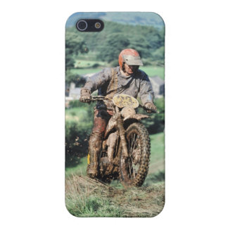 Motorcycle scrambler iPhone 5/5S cover