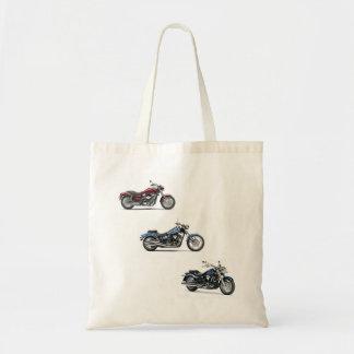 Motorcycle Shopping Bag