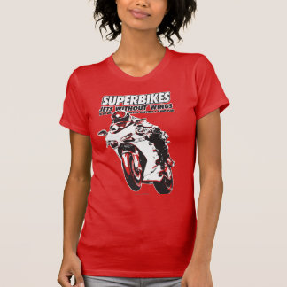 Motorcycle T-Shirt - Superbikes