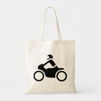 Motorcycle Tote Bag