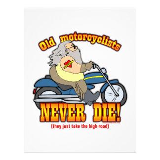 Motorcyclists Flyer Design