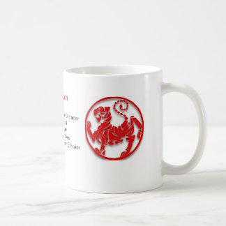 Mount Allison Shotokan Karate Dojo Kun Mug