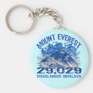 Mount Everest Key Ring