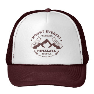 Mount Everest, Nepal Cap
