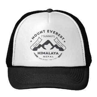 Mount Everest Nepal Cap