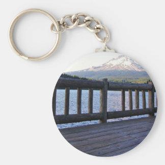 Mount Hood Key Ring